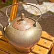 Stock Photo: Old teapot