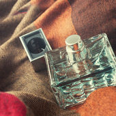 Perfume bottle — Foto de Stock