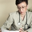 Female doctor — Stock Photo #10899433