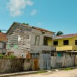 Stock Photo: Ghetto, Belize City