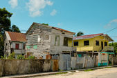 Ghetto, Belize City — Stock Photo
