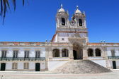 Church of Nazare — Stock Photo