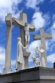 Religious statues — Stock Photo