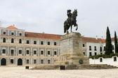 Palace of Vila Vicosa — Stock Photo