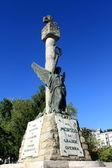 Statue in Portalegre — Stock Photo