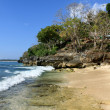 Stock Photo: Balinese coast