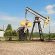 oil and gas industry — Stock Photo