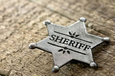 Sheriff — Stock Photo