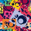 Colorful decorative seamless - Imagen vectorial