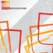 Grunge vintage achtergrond - vector — Stockvector