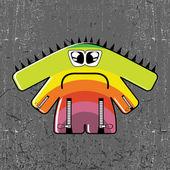 Monsters — Stockvektor
