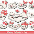 Valentine Day card — Stock Vector #11010007