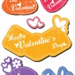 Valentine Day card — Stock Vector #11010022