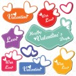 Valentine Day card — Stock Vector #11010046