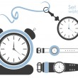 Watches — Image vectorielle