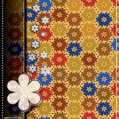 Elementy dekoracyjne - wzór — Wektor stockowy