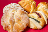 Mexican Traditional Bread Low View — Stock Photo