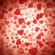 Heart grunge background — Vector de stock #11448139