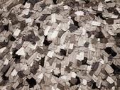 Abstrakte textile gewebe hintergrund — Stockfoto