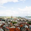 Riga - the capital of Latvia — Stock Photo