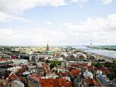 Riga - the capital of Latvia — Stock Photo