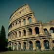 Colosseum calm day — Stock Photo #11943616