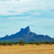 Royalty-Free Stock Photo: Picacho peak, Arizona, USA