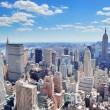 New York City Manhattan panorama — Stockfoto #11176176