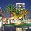 Orlando night scene — Stock Photo #11176429