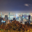 Hong Kong panorama — Stock Photo