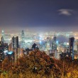 Stock Photo: Hong Kong panorama