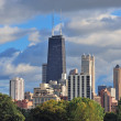 Chicago skyline — Stock Photo #11498504