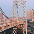 Royalty-Free Stock Photo: George Washington Bridge