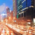 Hong Kong street view — Stock Photo
