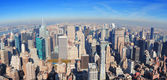 New York City skyscrapers — Stok fotoğraf