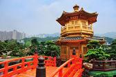 Hong Kong garden — Stock Photo