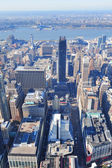 New York City skyscrapers — Stock fotografie