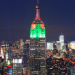 Empire state building — Stockfoto