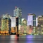 ������, ������: Miami night scene