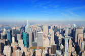 New york'un gökdelenleri — Stok fotoğraf