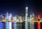 Hong Kong Victoria Harbour — Stock Photo