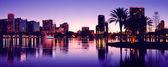 Orlando silhouette — Stock Photo
