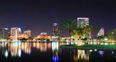 Orlando panorama — Stock Photo