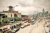 Distretto centrale di Hong kong — Foto Stock