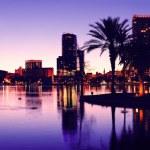 ������, ������: Orlando silhouette
