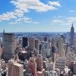 New York City Manhattan panorama — Stock Photo #12102850