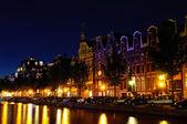 Амстердам, Нидерланды — Стоковое фото