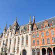 The Provincial Court (Provinciaal Hof) in Bruges, Belgium — Stockfoto