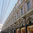 Stock Photo: Galeries St-Hubert in Brussels, Belgium