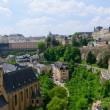 Old town and Fortifications in the City of Luxembourg — Stock Photo #11343865